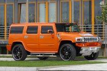 Hummer H2 Geiger tuning 2005